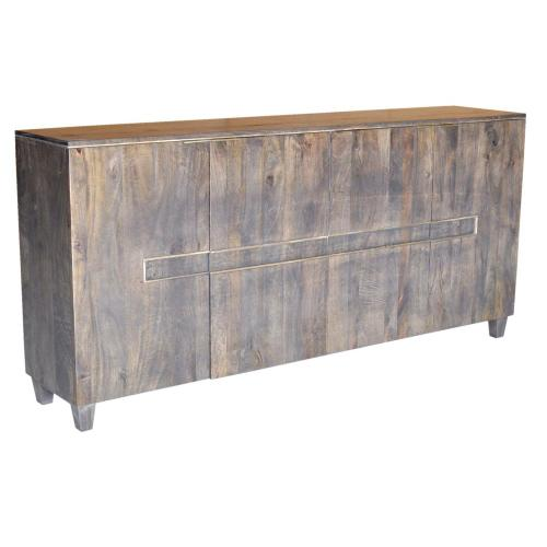Belle Meade 4 Door Mango Wood Sideboard