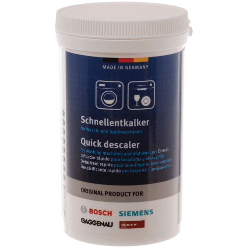 Descaler for Dishwashers & Washing Machines (1 Container)
