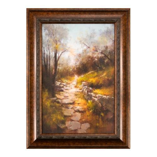 Stone Path 24x36
