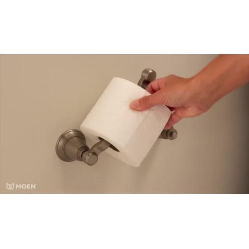 Product Image - Ashville Chrome pivoting paper holder