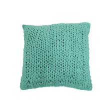 6243893 - Pillow 50x50 cm DAGNY mint knitted