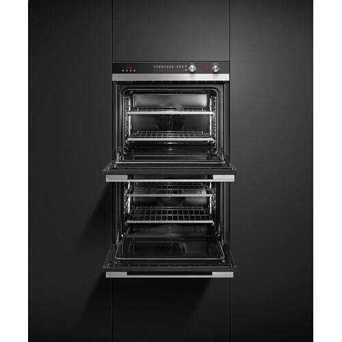 "Double Oven, 30"", 11 Function, Self-cleaning"