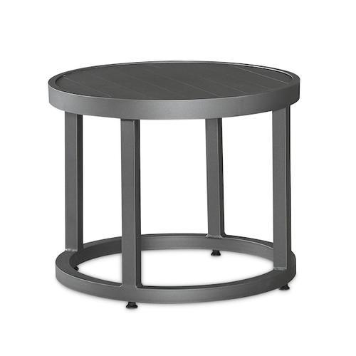 Bassett Furniture - Bonavista Metal Slat End Table