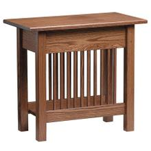 View Product - Mission Chairside Table