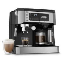 See Details - All-in-One Coffee & Espresso Maker, Cappuccino, Latte Machine - COM530M