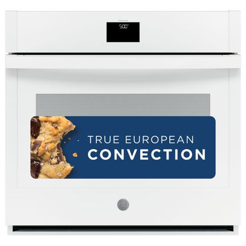 """GE Appliances - GE® 30"""" Smart Built-In Self-Clean Convection Single Wall Oven with Never Scrub Racks"""