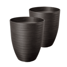 Calluna - 2 pc Planter Set