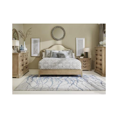 Artiste NOW Kirby Upholstered Queen Bed