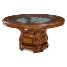 Round Dining Table (4 pc)
