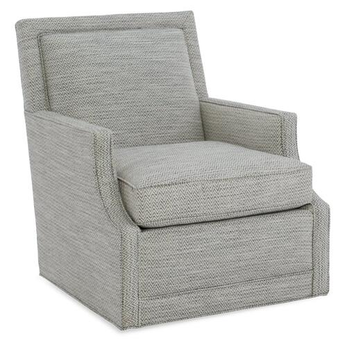 Sam Moore Furniture - Living Room Phoebe Swivel Glider