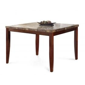 Montibello 54-inch Marble Top Counter Table
