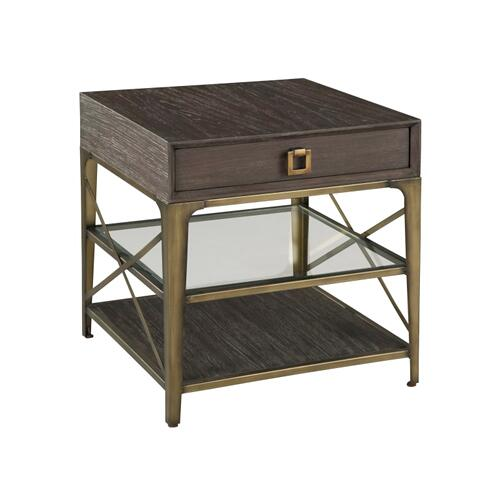 Edgewater Lamp Table with Drawer