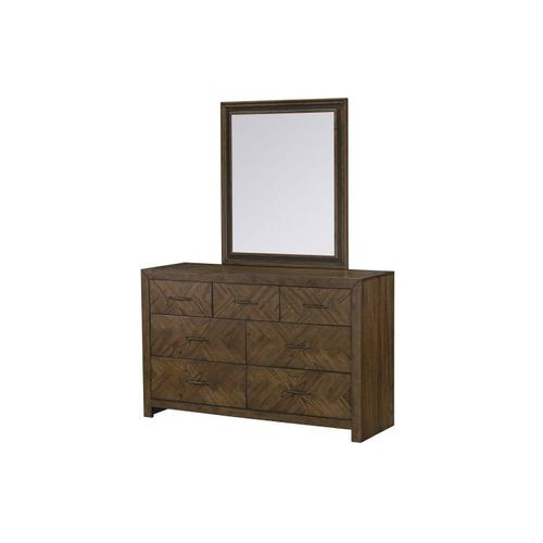 Turner Youth Dresser W/Mirror