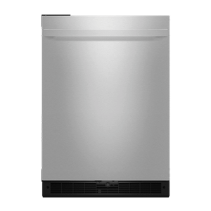 "Jenn-AirNOIR 24"" Under Counter Solid Door Refrigerator, Left Swing"