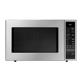 """24"""" Convection Microwave, Silver Stainless Steel"""