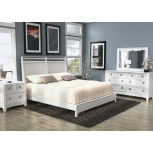 Liberty Furniture Industries - Miramar Bedroom - White