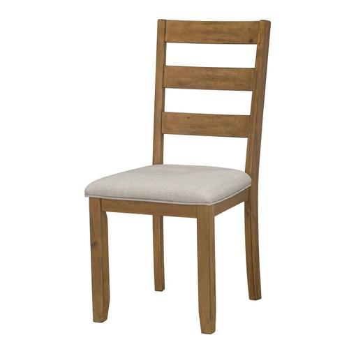 Standard Furniture - Caswell Brown Upholstered Dining Chairs
