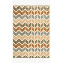 View Product - GW-03 Ivory / Multi Rug