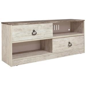 """Ashley FurnitureSIGNATURE DESIGN BY ASHLEYWillowton 54"""" TV Stand"""