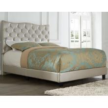 Marilyn Queen Bed, Gold