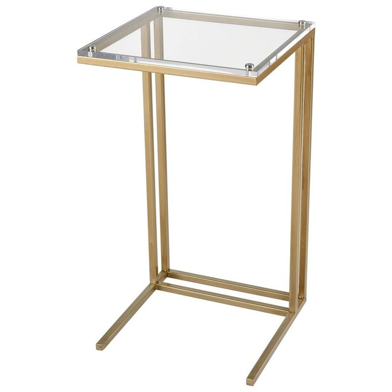 Hyperion Accent Table - Square