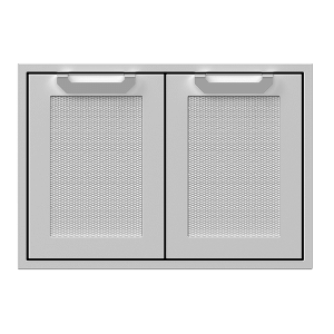 "30"" Hestan Outdoor Double Access Doors - AGAD Series - Matador"