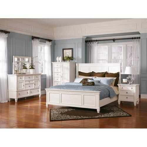 Prentice California King Panel Bed