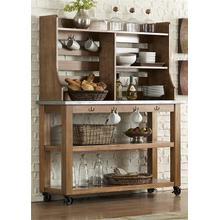 View Product - Server & Hutch