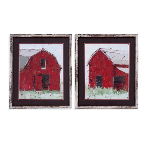 Big Red Barn I