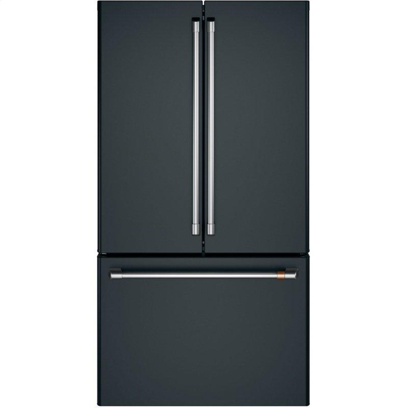 Cafe™ ENERGY STAR® 23.1 Cu. Ft. Smart Counter-Depth French-Door Refrigerator