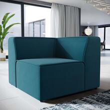 Mingle Corner Sofa in Blue