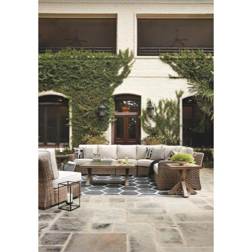 Beachcroft 5-piece Outdoor Seating Set