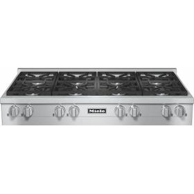 KMR 1354-1 G RangeTop with 8 burners for professional applications