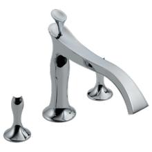 See Details - Roman Tub Faucet - Less Handles