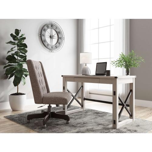 "Signature Design By Ashley - Bayflynn 48"" Home Office Desk"