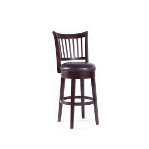 Accentrics Home - Spencer 30 inch Wood Swivel Barstool