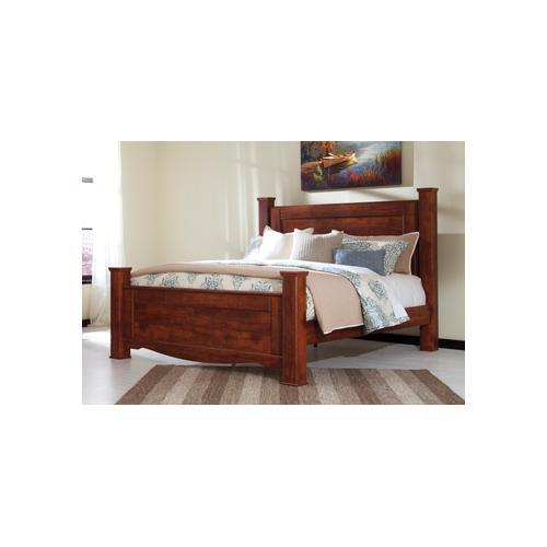 Ashley Furniture - Ashley Furniure B265 Brittberg - Reddish Brown Bedroom set Houston Texas USA.
