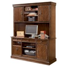 See Details - Hamlyn Credenza With Tall Hutch