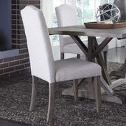 Upholstered Side Chair - Tan (RTA) Product Image