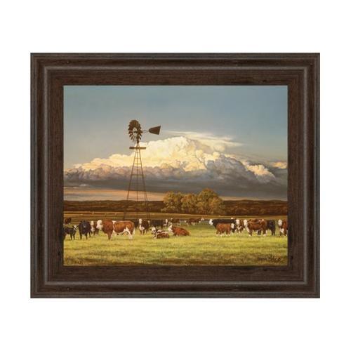 Classy Art - 8177  Summer Pastures By Bonnie Mohr
