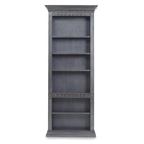 Cavalier Park Bookcase - Steel