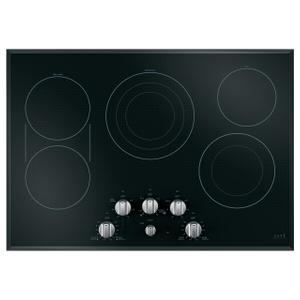 "Cafe30"" Knob-Control Electric Cooktop"