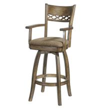 See Details - Swivel Barstool Chair