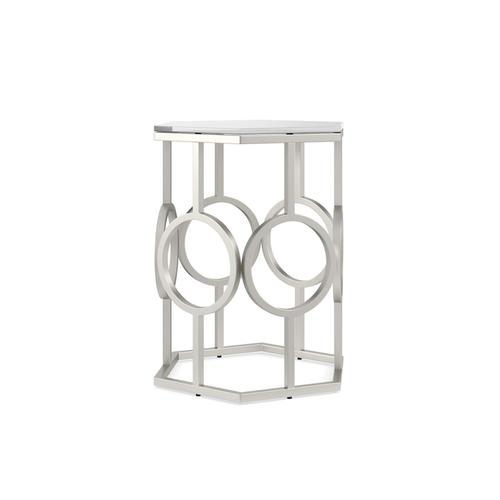 Genevieve Chairside Table