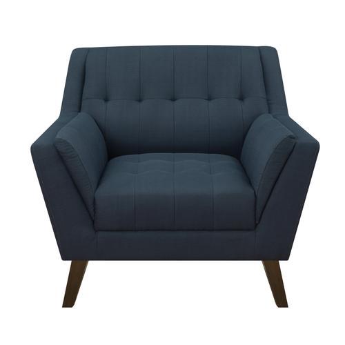 Binetti Chair Navy Peacock