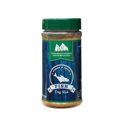 Green Mountain Grills - Fish
