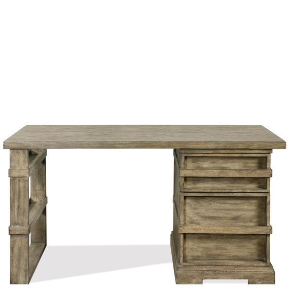 Riverside - Milton Park - Writing Desk Top - Primitive Silk Finish
