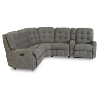 See Details - Devon Reclining Sectional