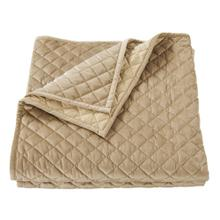 See Details - Velvet Diamond Quilts, 6 Colors - Full/queen / Oatmeal