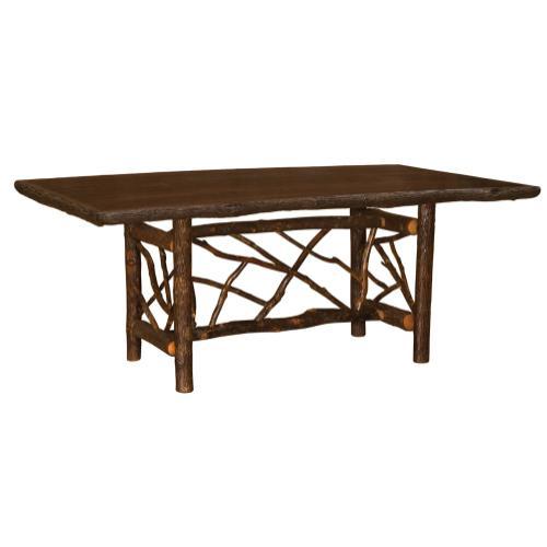 Twig Dining Table - 8-foot - Cognac